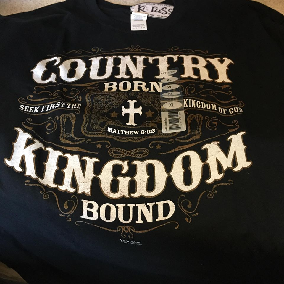 Country Born Shirt